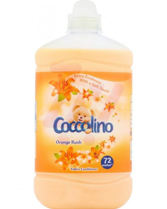 COCOLINO PŁYN DO PŁUKANIA TKANIN 1,8L ORANGE