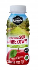 SADY WINCENTA SOK JABŁKOWY 250ML PET